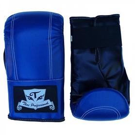 Фото 2 к товару Перчатки снарядные Thai Professional BGA6 TPBGA6-BL синие