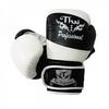 Перчатки боксерские Thai Professional BG7 TPBG7-BK-W черно-белые - фото 1