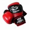 Перчатки боксерские Thai Professional BG7 TPBG7-BK-R черно-красные - фото 1