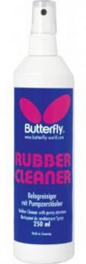 Средство для очистки теннисного стола Butterfly Rubber Cleaner 250 мл