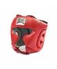 Шлем боксерский Leone Training Red - фото 1