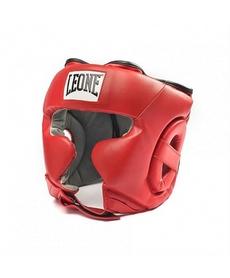 Шлем боксерский Leone Training Red