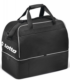 Сумка Lotto Bag Soccer Omega JR Q8598 Black/White
