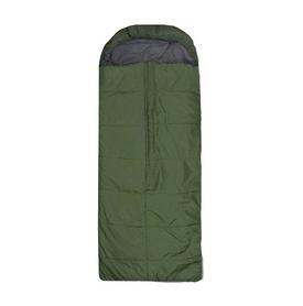 Фото 1 к товару Мешок спальный (спальник) Mountain Outdoor олива широкий