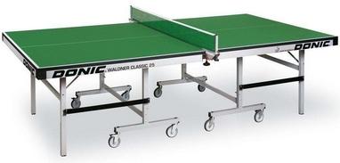 Стол теннисный профессиональный Donic Waldner 25 ITTF