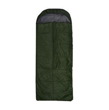 Мешок спальный (спальник) Mountain Outdoor хаки широкий