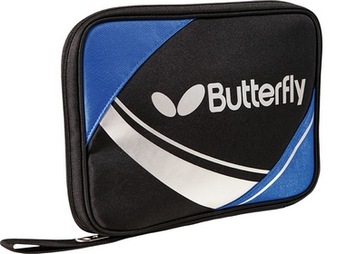 Чехол для одной ракетки Butterfly Cassio II синий BC-2-1-BL