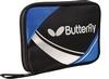 Чехол для одной ракетки Butterfly Cassio II синий BC-2-1-BL - фото 1