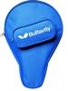 Чехол для одной ракетки Butterfly Pro-Case овальный синий BPC-1-O-Bl - фото 1