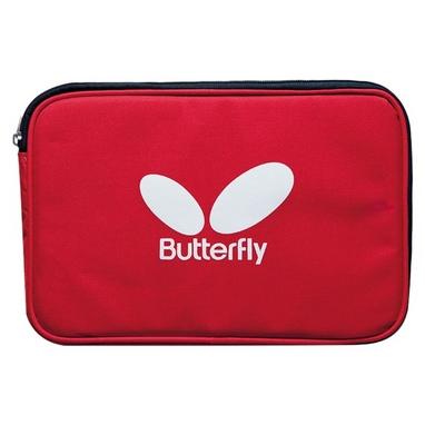 Чехол для одной ракетки Butterfly Pro-Case прямоугольный красный BPC-1-S-R