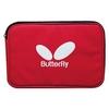 Чехол для одной ракетки Butterfly Pro-Case прямоугольный красный BPC-1-S-R - фото 1