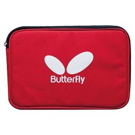 Фото 1 к товару Чехол для одной ракетки Butterfly Pro-Case прямоугольный красный BPC-1-S-R