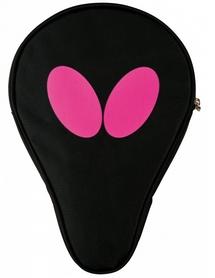 Фото 2 к товару Чехол для одной ракетки Butterfly Pro-Case овальный черный BPC-1-O-B