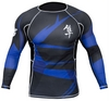 Рашгард Hayabusa Metaru 47 Rash Guard Longsleeve Blue - фото 1