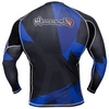 Рашгард Hayabusa Metaru 47 Rash Guard Longsleeve Blue - фото 2