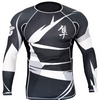 Рашгард Hayabusa Metaru 47 Rash Guard Longsleeve White - фото 1