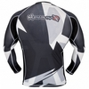 Рашгард Hayabusa Metaru 47 Rash Guard Longsleeve White - фото 2