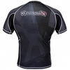 Рашгард Hayabusa Metaru 47 Rash Guard Shortsleeve Black - фото 2