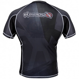Фото 2 к товару Рашгард Hayabusa Metaru 47 Rash Guard Shortsleeve Black