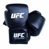 Перчатки боксерские UFC CL черные - фото 1