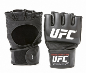 Перчатки для ММА UFC MGUF2 Grey