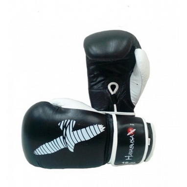Перчатки боксерские Hayabusa Replika Pro Am Black