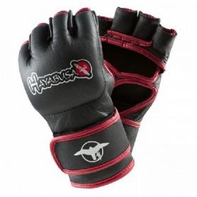 Фото 2 к товару Перчатки для ММА Hayabusa Replika Black
