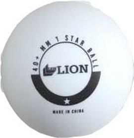 Фото 2 к товару Набор мячей для настольного тенниса Lion 40+ 1*(144 шт.)