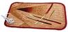 Коврик в ковролине Трио (0,55х0,33х0,05 м) - фото 1