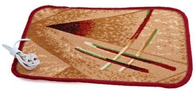 Коврик в ковролине Трио (0,55х0,33х0,05 м)