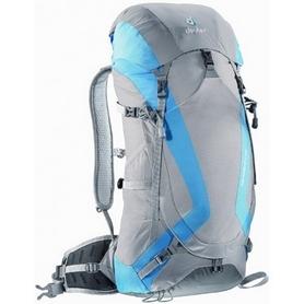 Рюкзак туристический Deuter Spectro AC 24 л цвет 4403 platin-coolblue