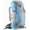 Рюкзак туристический Deuter Spectro AC 24 л цвет 4403 platin-coolblue - фото 1