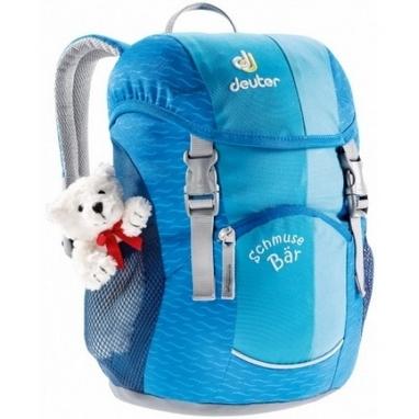Рюкзак детский Deuter Schmusebar 8 л turquoise