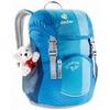 Рюкзак детский Deuter Schmusebar 8 л turquoise - фото 1