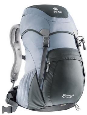 Рюкзак туристический Deuter Zugspitze 20 л SL granite-pearl