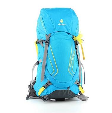 Рюкзак туристический Deuter Spectro AC 26 л SL turquoise-lemon