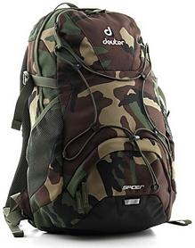 Фото 2 к товару Рюкзак городской Deuter Spider 24 л camouflage