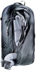 Фото 5 к товару Рюкзак туристический Deuter Traveller 60 + 10 SL black-turquoise 7321