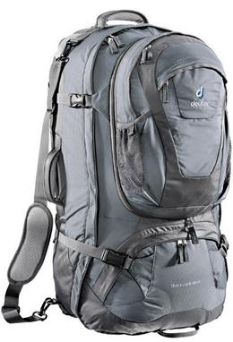 Рюкзак туристический Deuter Traveller 80 + 10 titan-anthracite 4110