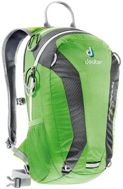 Рюкзак туристический Deuter Speed Lite 10 л spring-anthracite