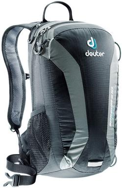 Рюкзак туристический Deuter Speed Lite 10 л black-granite