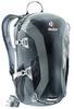 Рюкзак туристический Deuter Speed Lite 20 л black-granite - фото 1