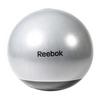 Мяч для фитнеса (фитбол) 75 см Reebok серый с черным - фото 1