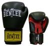 Перчатки боксерские Benlee Rodney черно-красные - фото 1