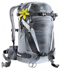 Рюкзак спортивный Deuter Freerider 24 л SL anthracite-black
