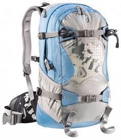 Рюкзак спортивный Deuter Freerider 24 л SL cream-baby blue