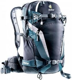 Рюкзак спортивный Deuter Freerider 26 л black-arctic