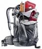 Рюкзак спортивный Deuter Freerider 26 л black-anthracite - фото 2