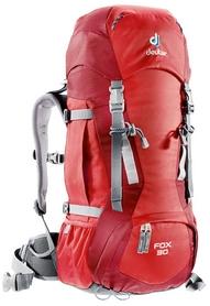 Рюкзак туристический Deuter Fox 30 л fire-cranberry