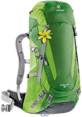 Рюкзак туристический Deuter Ac Aera 28 л emerald-kiwi